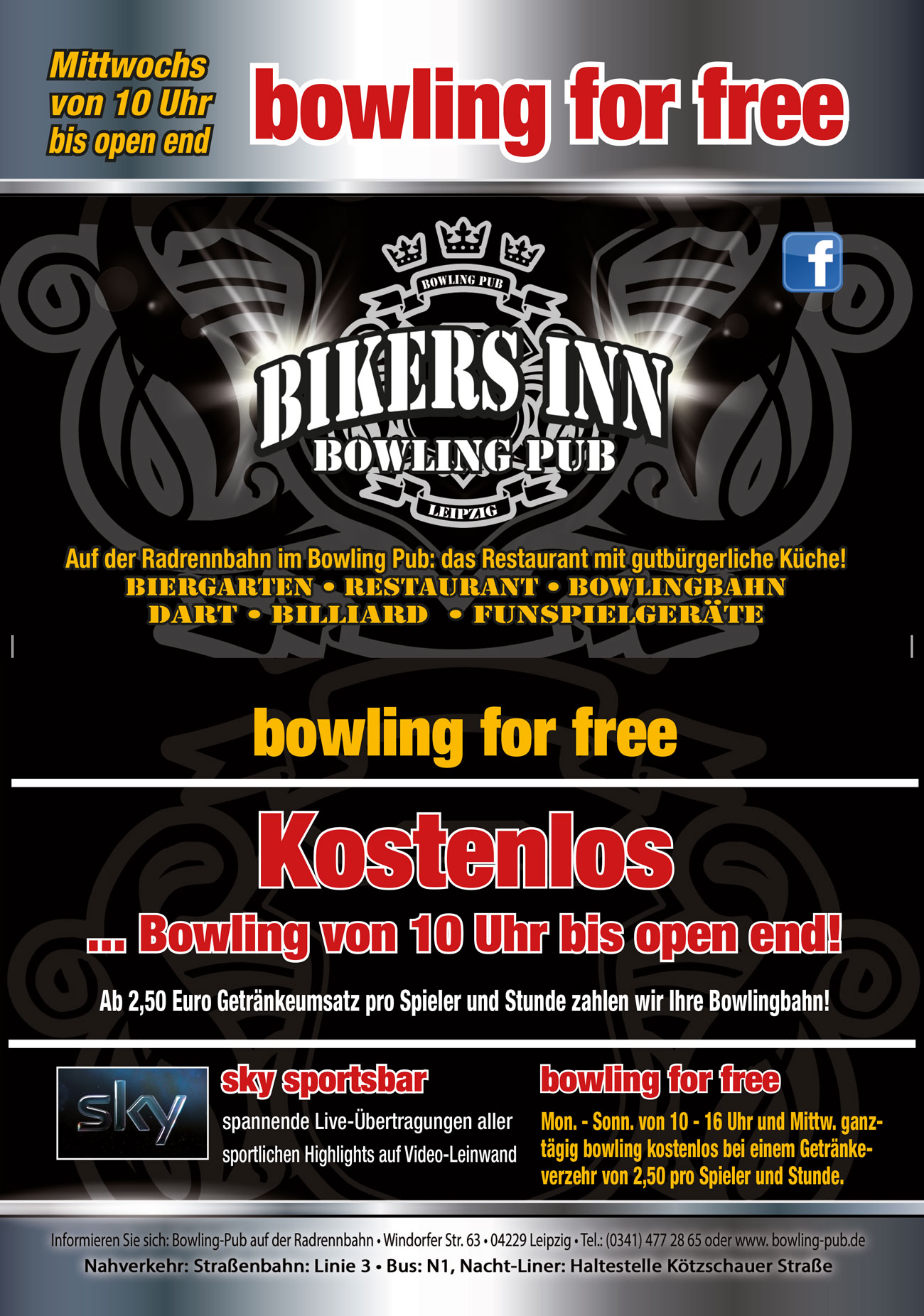Bikers Inn Terminplan 2015
